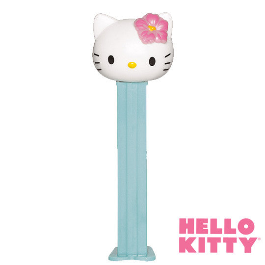 Hawaiian Hello Kitty PEZ Dispenser