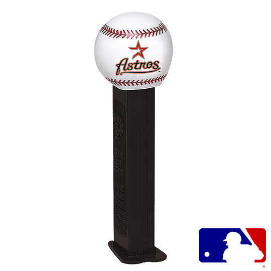 Houston Astros Baseball PEZ Dispenser