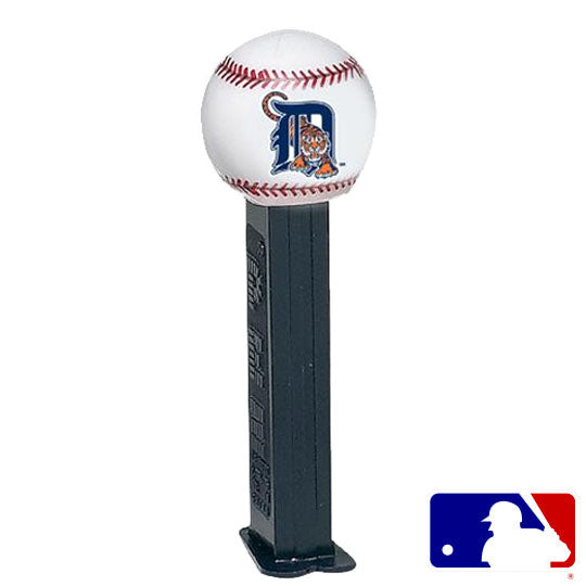 Detroit Tigers Baseball PEZ Dispenser