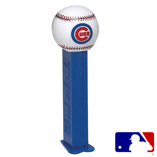 Chicago Cubs Baseball PEZ Dispenser