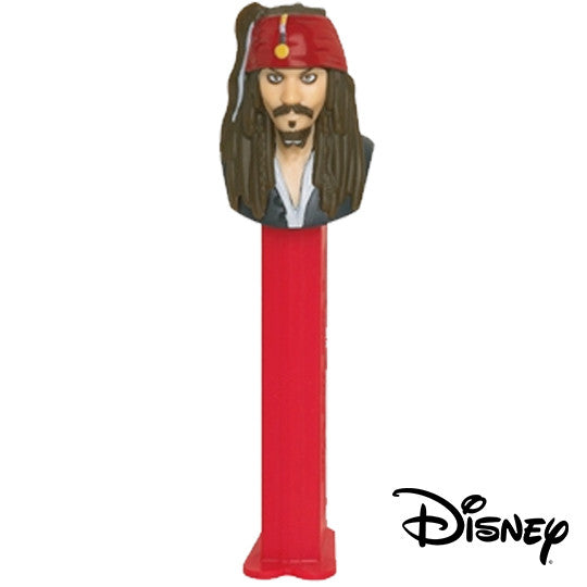 Captain Jack Sparrow PEZ Dispenser