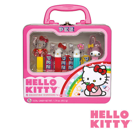 Hello Kitty Gift Set PEZ
