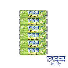 Sour Green Apple PEZ - 6 Pack