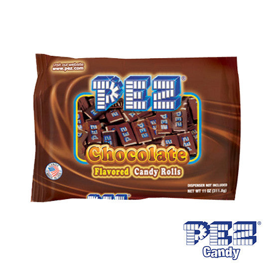 PEZ Chocolate 11 oz. Bag