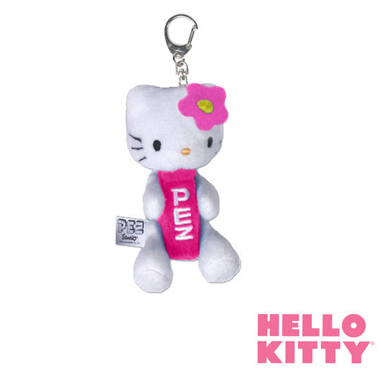 Hello Kitty Plush (Pink) PEZ Dispenser