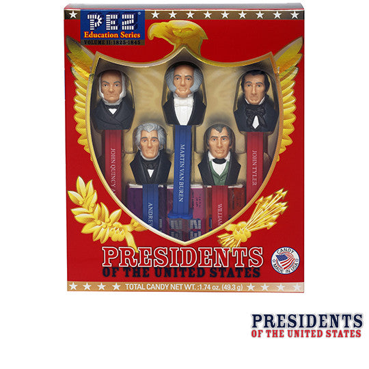 Presidents of the United States Vol. 2 PEZ