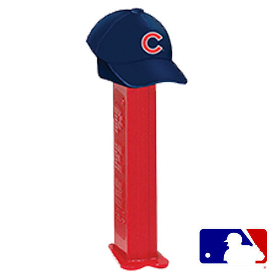 Chicago Cubs Cap PEZ Dispenser