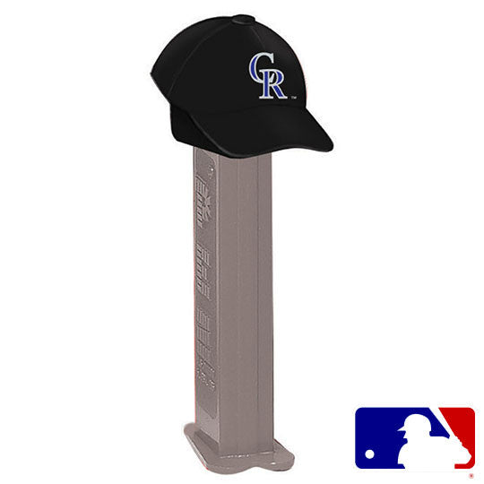 Colorado Rockies Cap PEZ Dispenser
