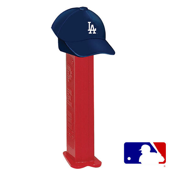 LA Dodgers Cap PEZ Dispenser