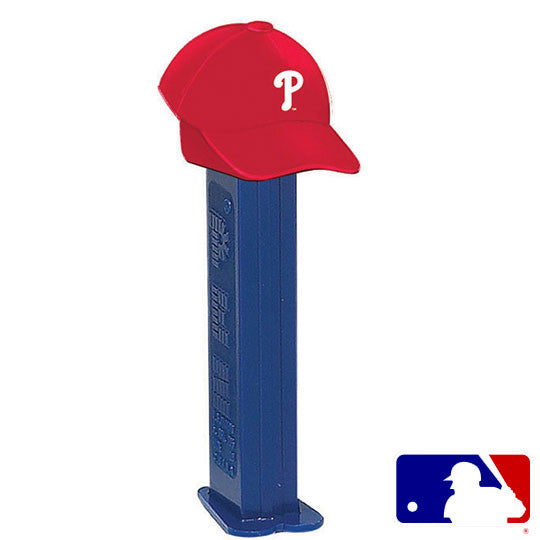 Philadelphia Phillies Cap PEZ Dispenser