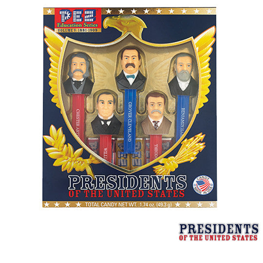 Presidents of the United States Vol. 5 PEZ
