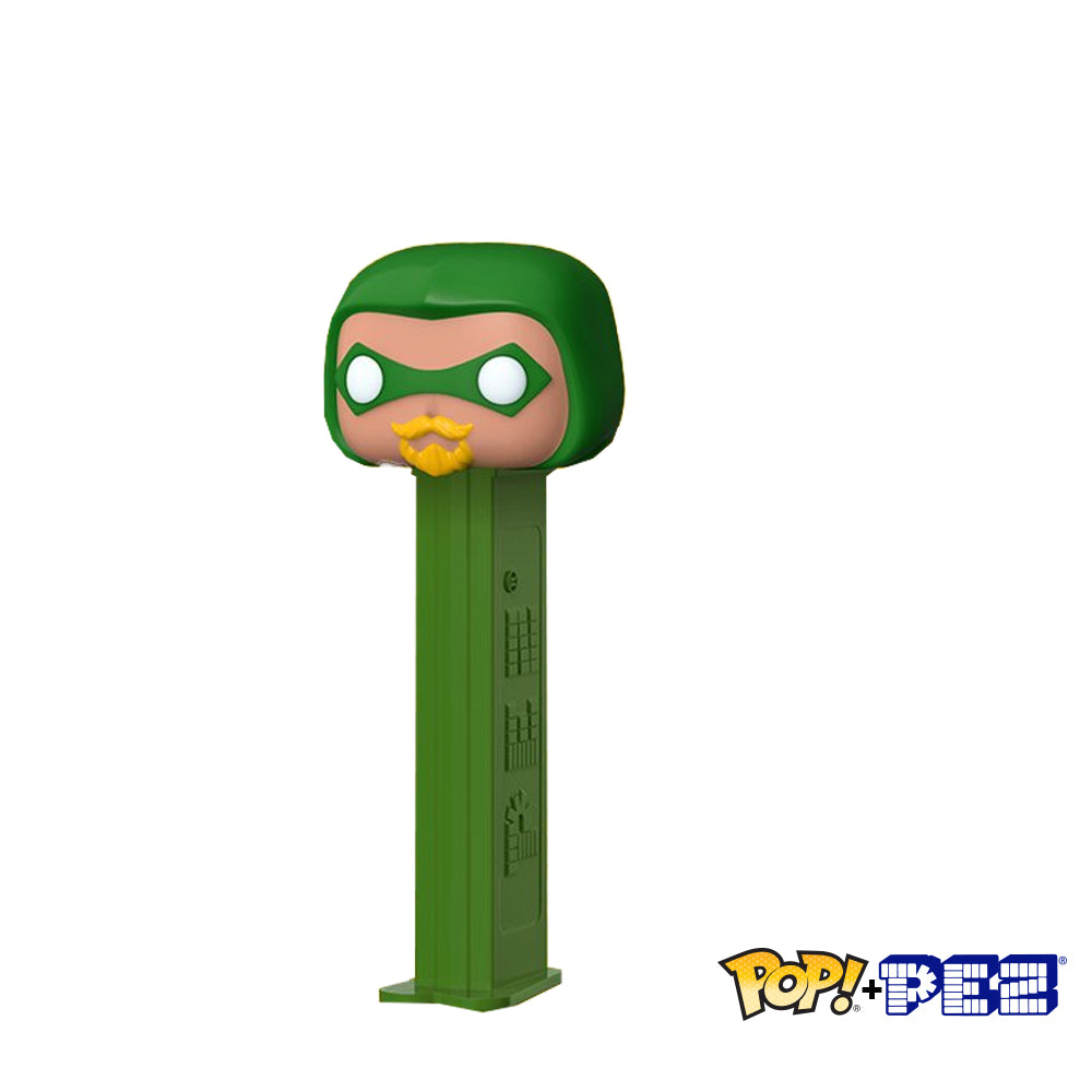 DC Comics - Green Arrow - Funko POP + PEZ