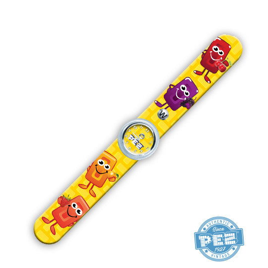 Watchitude PEZ Pals Design