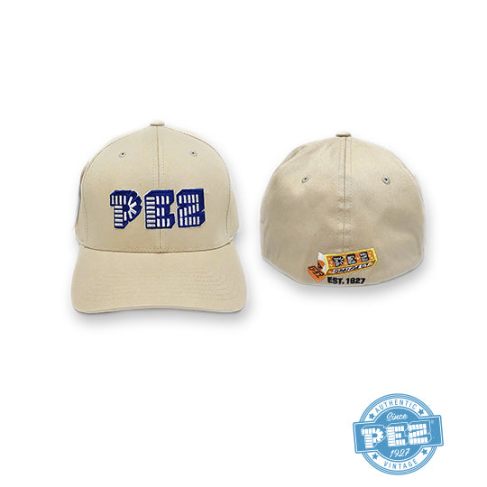 PEZ Flexfit Hat - Tan