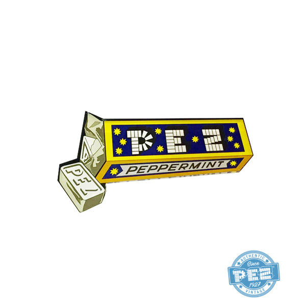 PEZ Magnet - Retro Peppermint