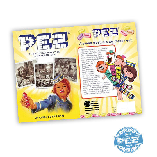 PEZ: Austrian Invention to American Icon