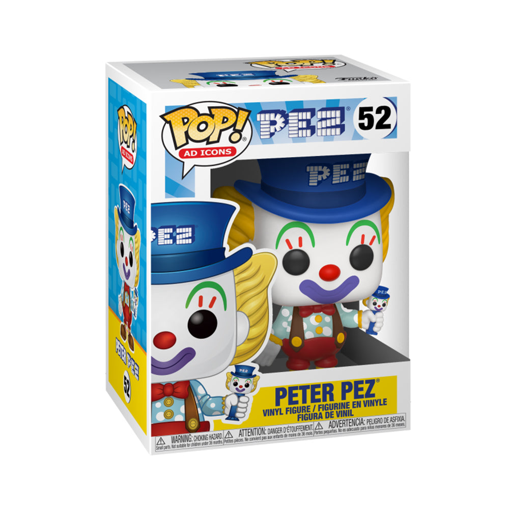 Funko POP! Vinyl - Ad Icons Peter PEZ
