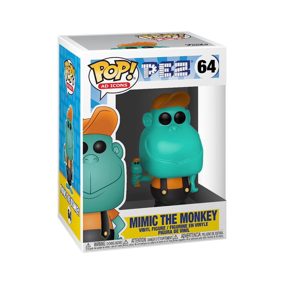 Funko POP! Vinyl - Ad Icons Mimic the Monkey