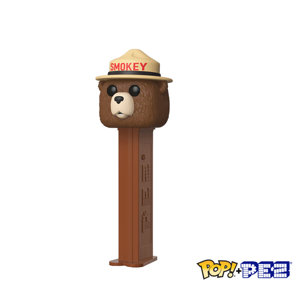 Smokey the Bear - Funko POP + PEZ