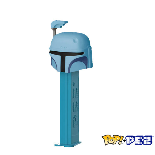 Star Wars - Boba Fett Holiday - Funko POP+PEZ