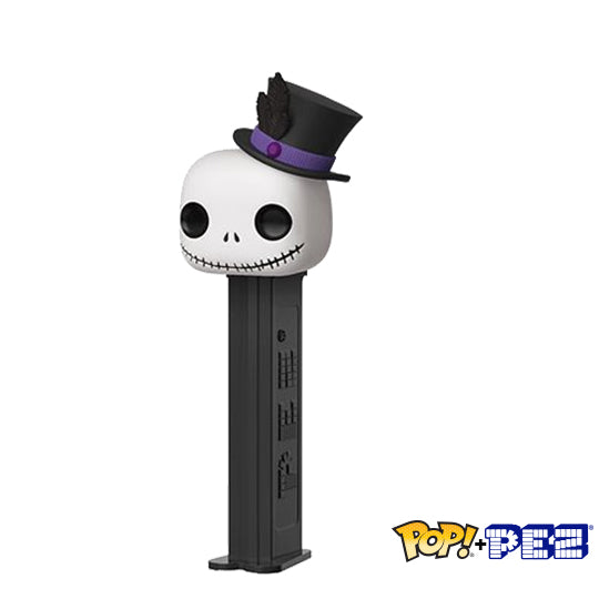 The Nightmare Before Christmas - Dapper Jack Skellington - Funko POP+PEZ
