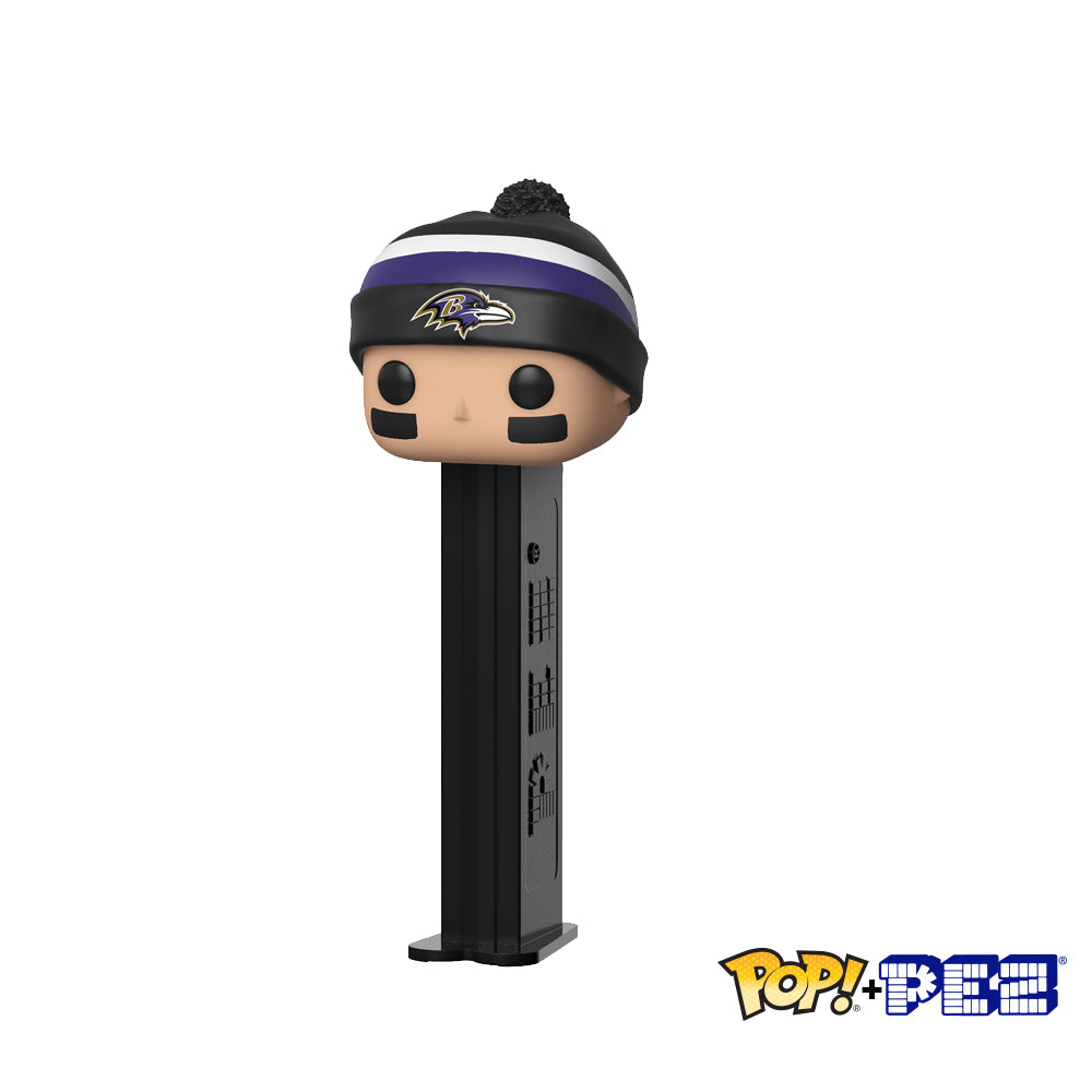 NFL - Baltimore Ravens - Funko POP + PEZ