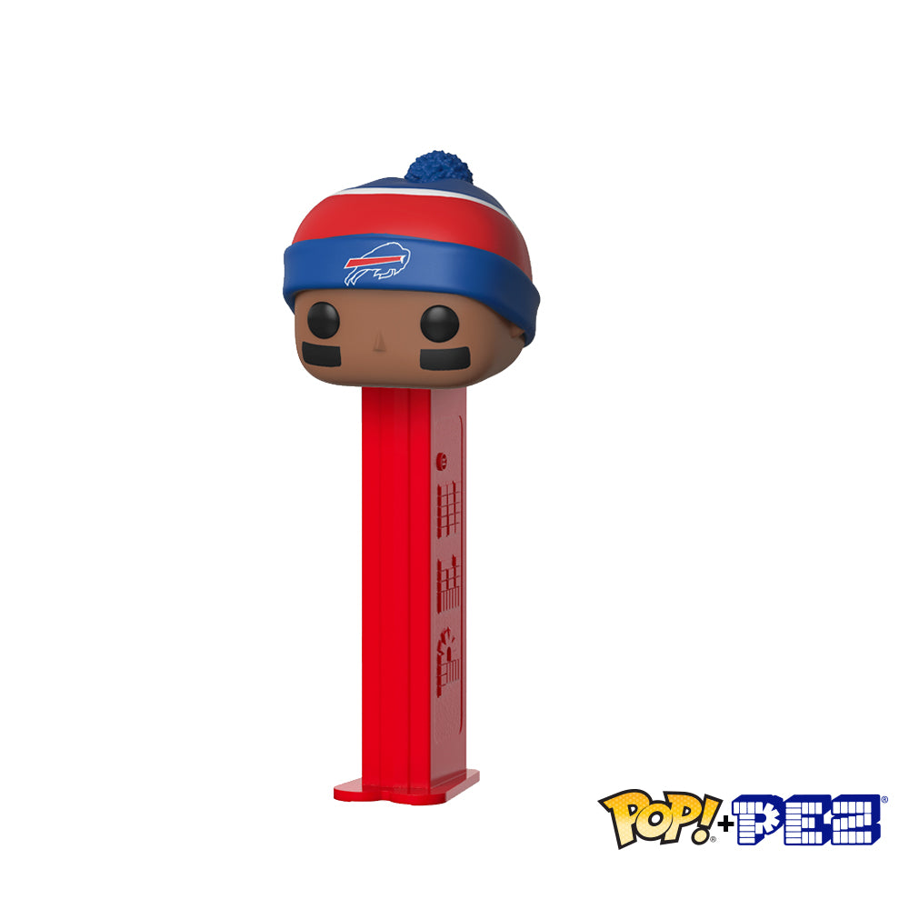 NFL - Buffalo Bills - Funko POP + PEZ