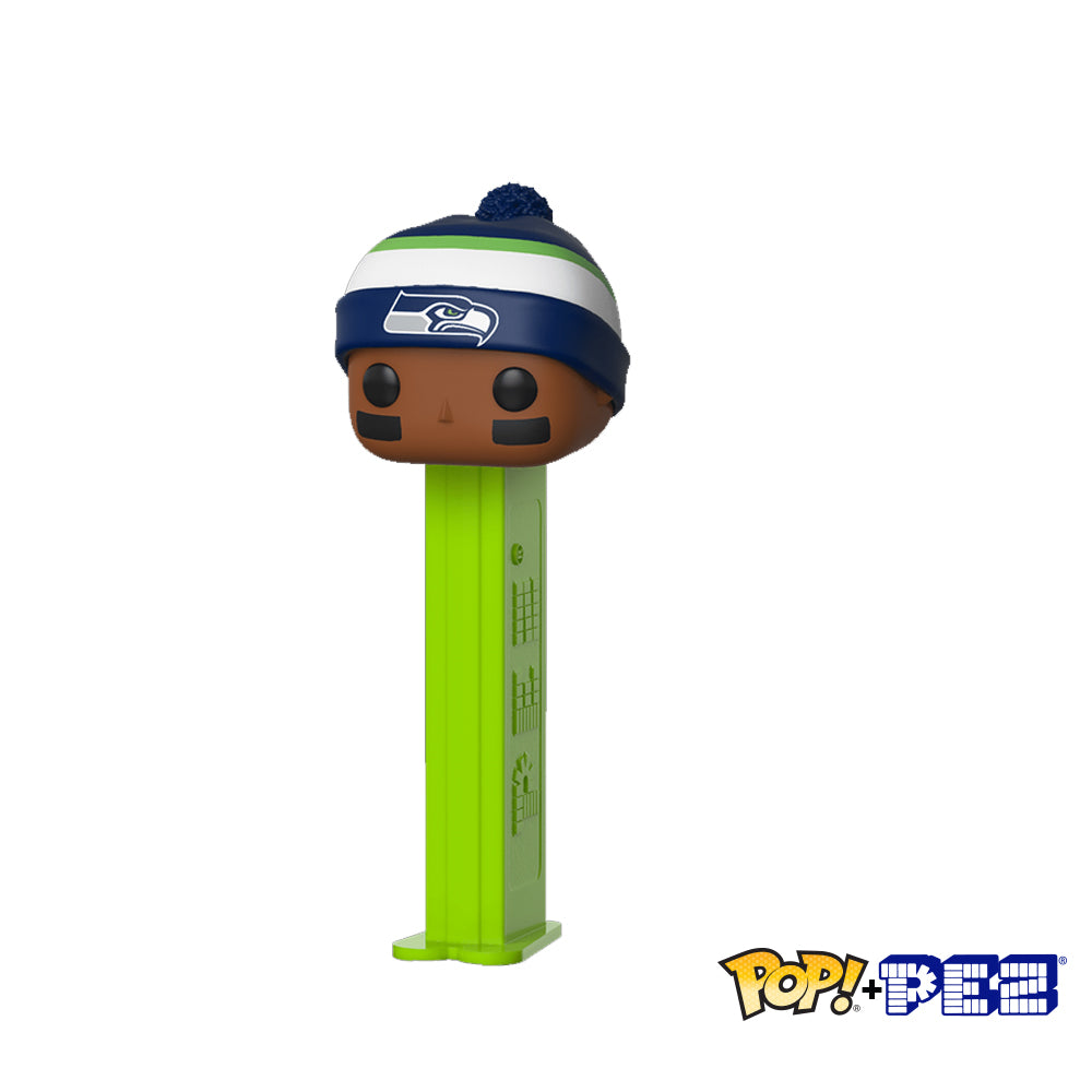 NFL - Seattle Seahawks - Funko POP + PEZ