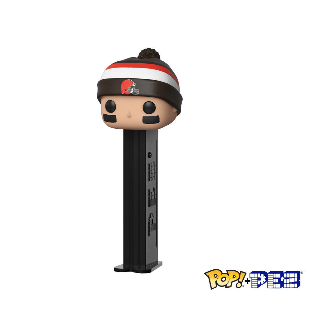 NFL - Cleveland Browns - Funko POP + PEZ