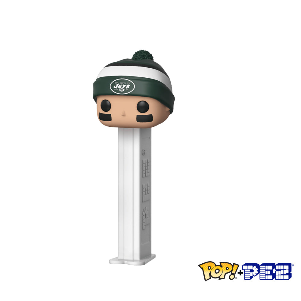 NFL - New York Jets - Funko POP + PEZ