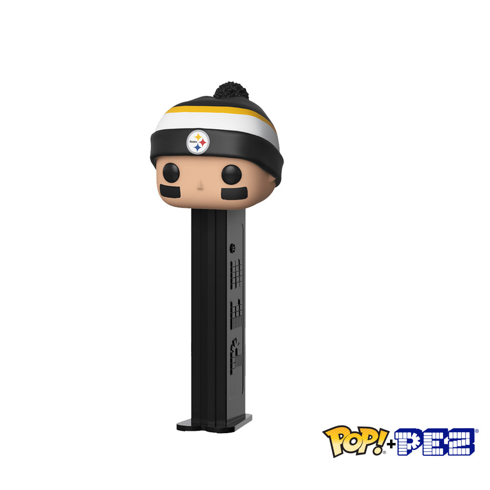 NFL - Pittsburgh Steelers - Funko POP + PEZ