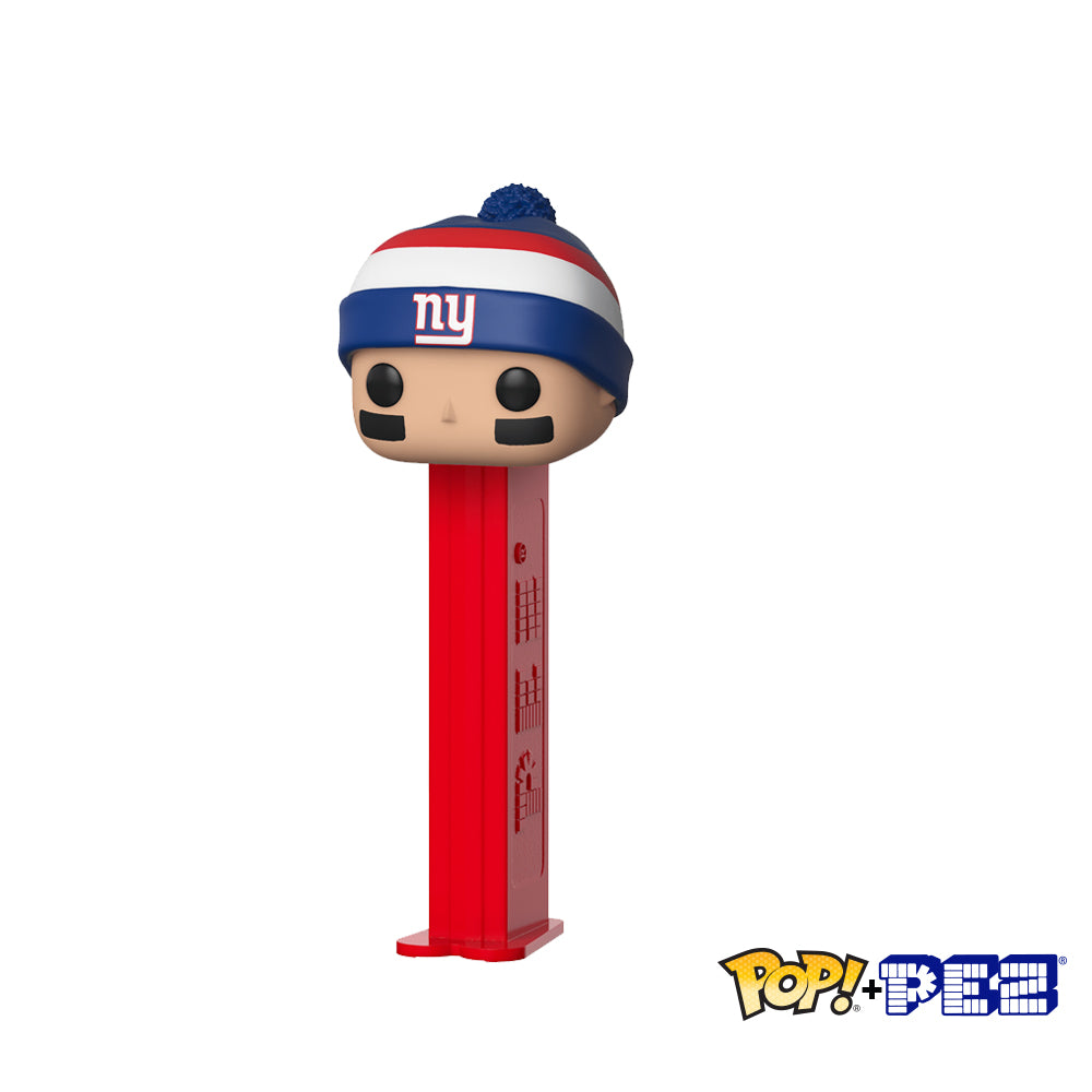 NFL - New York Giants - Funko POP + PEZ