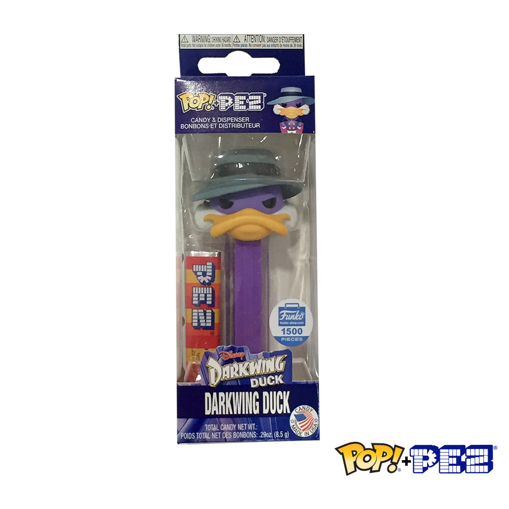 Darkwing Duck - Funko POP + PEZ