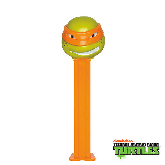 Michelangelo PEZ Dispenser