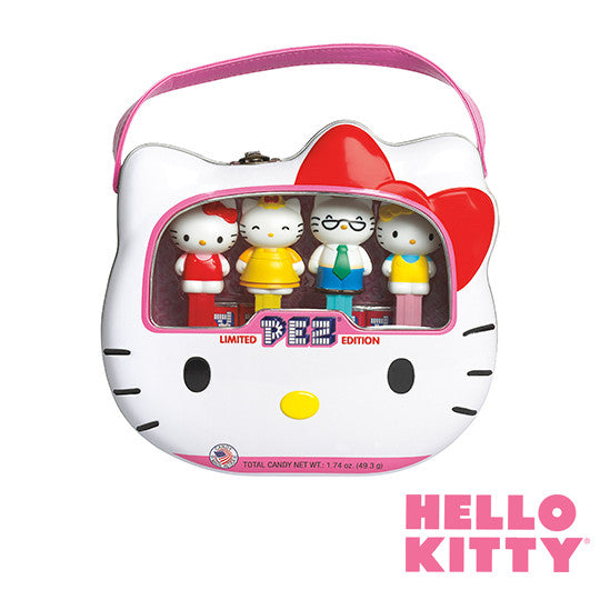 Hello Kitty PEZ 40th Anniversary Gift Set