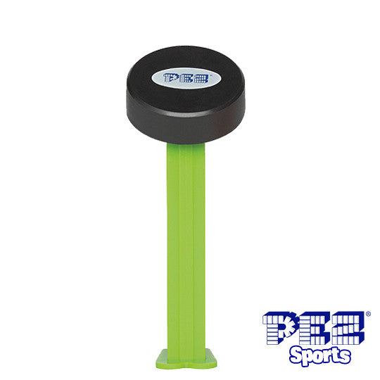 PEZ Hockey Puck PEZ Dispenser