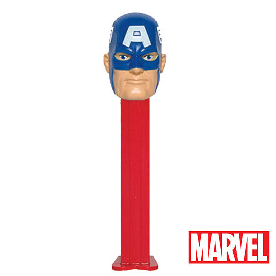 Captain America PEZ Dispenser