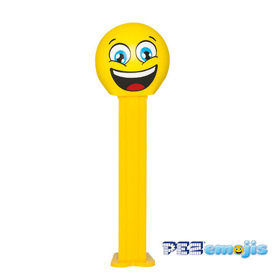 Happy PEZemoji PEZ Dispenser