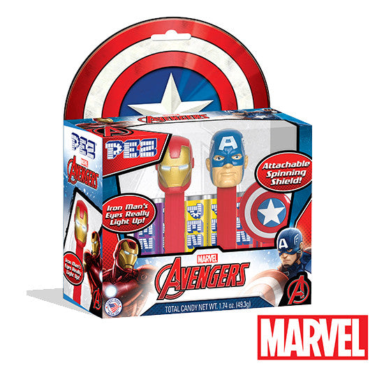 Marvel Twin Pack PEZ