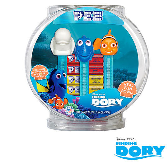 Finding Dory PEZ Gift Set