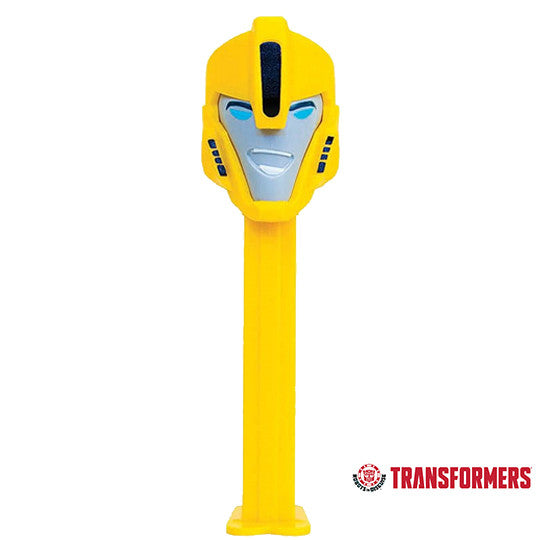 Bumblebee Robots in Disguise PEZ Dispenser