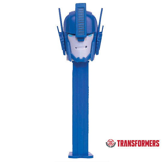 Optimus Prime Robots in Disguise PEZ Dispenser