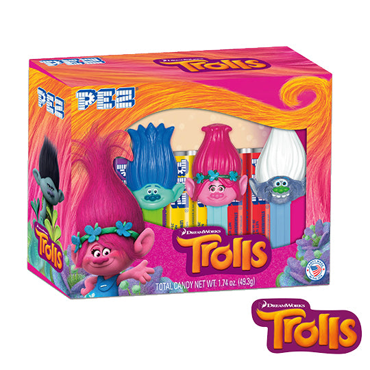 Trolls Three Pack Gift Set
