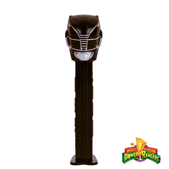 Black Ranger PEZ Dispenser