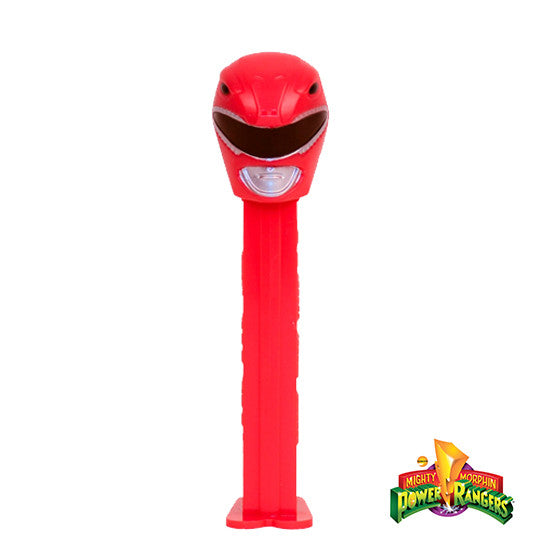 Red Ranger PEZ Dispenser