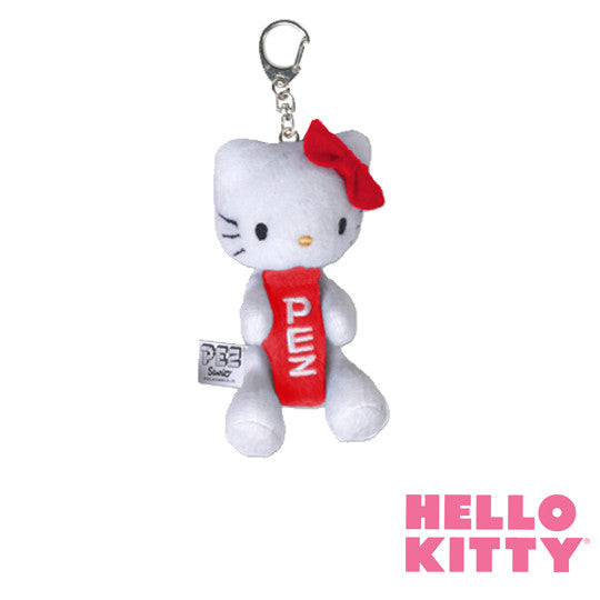 Hello Kitty Plush (Red) PEZ Dispenser