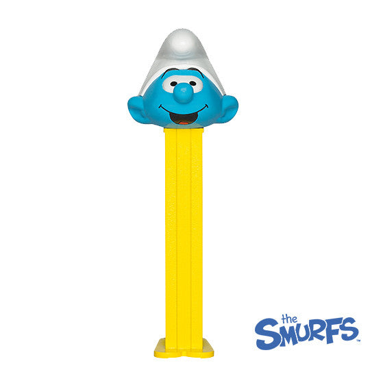 Smurf PEZ Dispenser