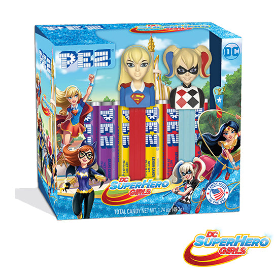 DC Super Hero Girls Twin Pack Gift Set