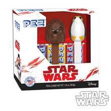 Star Wars Episode 8 Twin Pack - Chewbacca & Porg