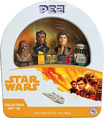 Star Wars Han Solo Gift Tin